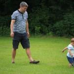 Matthias heeft zijn vader zojuist gepasseerd